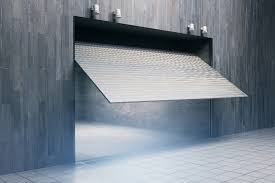 what are the 6 types of garage doors