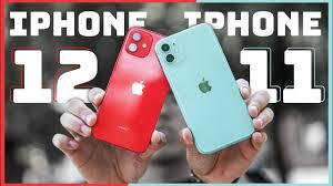 So sánh Camera iPhone 12 vs iPhone 11 - Hơn Thua nhờ bạn xem đánh giá -  YouTube
