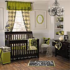 ... Light Cute Picture Of Black And White Baby Nursery Room Design And  Decoration Ideas : Delectable Picture ...