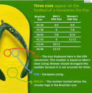 Shoe Size Chart Brazil Us Customer Perspective I Bent Over Backwards For A Pair Of