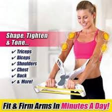 breakthrough fitness sensation that helps you get rid of that flabby problem area under your arms features get fit and firm arms in minutes a day with