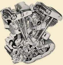 harley davidson engines history photo engine 66 shovelhead cutaway motor print