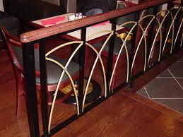 decorative railings. custom made decorative railings