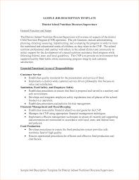 writing a job description template. sample of job descriptions