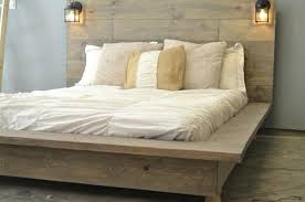 rustic headboard for queen bed charming homemade headboards best ideas on