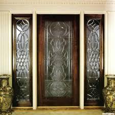 stained glass storm doors 6 panel glass storm door examples doors designs ideas leaded glass doors