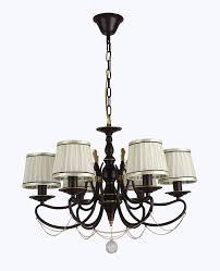 Light Bulb Socket Chandelier Dalux Pendant Lights Hanging Candle Chandelier With 6 E14