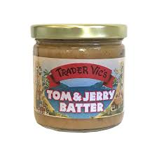 Trader Vic's Tom & Jerry Batter Cocktail Mix