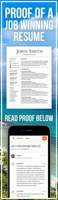 1292 Best Cv Resume Design Images On Pinterest Resume