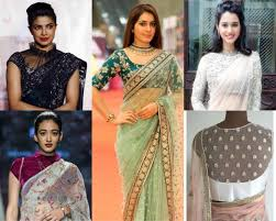 Full Sleeves Blouse Designs Catalogue 6 Fabulous Blouse Ideas For A Net Saree Blouse Designs