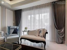 ... Stylish Living Room Curtains Modern 2 ...