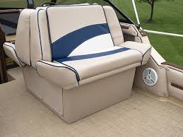 infinity luxury woven vinyl boat flooring by the helm seat on our project powerboat