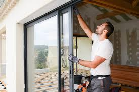 hurricane sliding glass door how to