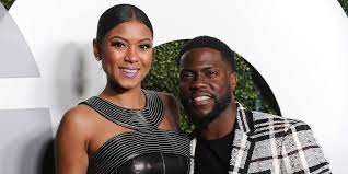 Kevin Hart's wife, Eniko Parrish ...