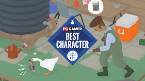 Best Game Character Design Best Character 2019 Untitled Goose Game Pc Gamer