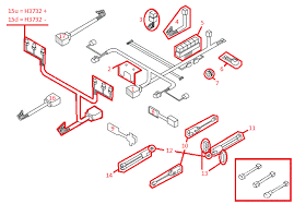 wiring harness for straight blade rt3 parts diagram shop straight blade rt3 harness wiring diagram