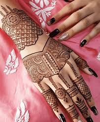Simple gol tikki henna design for hands. 120 Henna Ideas In 2021 Mehndi Reka Bentuk Inai