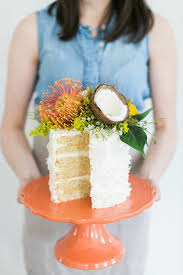 Tropical Triple Coconut Cake By Heritage Organic Cakes 11 Bajan Wed