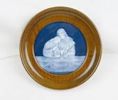 Reserved For Roseann Pate-Sur-Pate Plaque Limoges Porcelain | Etsy ...