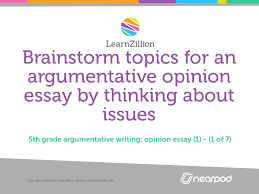 learnzillion argumentative essay plan an argumentative essay using evidence from the learnzillion