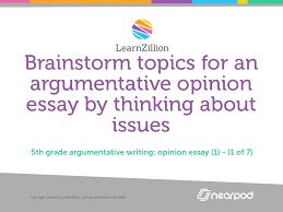 learnzillion argumentative essay plan an argumentative essay using evidence from the learnzillion