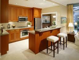 Small Open Kitchen Design Plan Ideas Space