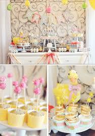 Karas Party Ideas Little Duckling Duck Easter Spring Girl Boy .
