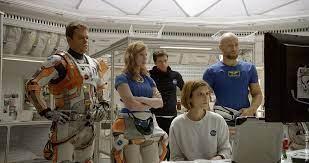 Resenha filme Perdido em Marte