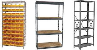 houston industrial shelving rivet wire steel shelving bulk and parts storage