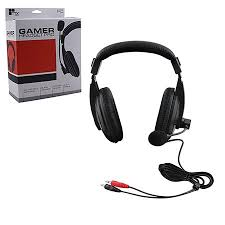 KMD 8.4 Feet <b>Wired Professional Gaming Headset</b> With Microphone ...