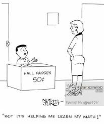 Hall Passes Cartoons And Comics Funny Pictures From Cartoonstock