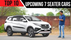 uping 7 seater cars in india 2018