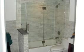 shower doors tub within glass for prepare 19