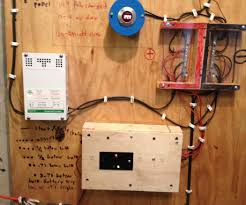 home built solar power system 15 steps pictures
