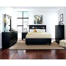 bedroom with black furniture black furniture bedroom black contemporary 4 piece queen bedroom set