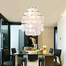 capiz chandelier rectangular west elm