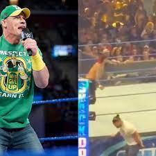 John Cena return: WWE legend wrestled ...