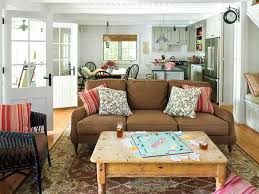 cottage living rooms. Image Of: Comfortable Cottage Style Living Room Rooms E