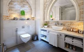 benefits of ceramic tile in bathroom flooring