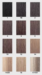 Motown Tress Color Chart Hair Color Chart