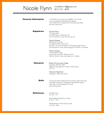 13 Nanny Resume Examples Mla Cover Page