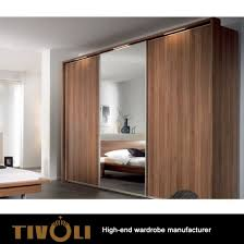 bedroom cabinet designs. Wooden Aluminium Frame Wardrobe Designs, Bedroom Sliding Mirror Doors TV-0310 Cabinet Designs O