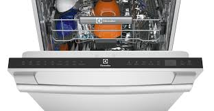 electrolux integrated dishwasher. 24\u0027\u0027 built-in dishwasher with iq-touch™ controls ei24id50qs electrolux appliances integrated i
