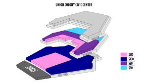 Magic Springs Concert Seating Chart Shen Yun In Greeley March 18 19 2020 At Union Colony