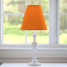 image of orange table lamp ikea
