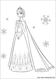 Elsa Anna Coloring Page Coloring Page And Coloring Pages 8 Young And