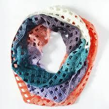 Lion Brand Mandala Yarn Patterns Extraordinary Windowpane Scarf Made With Mandala Yarn Httpwwwravelry