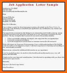 Sample Of Application Letter For Position 12 Job Letter Apply Simple Budget Template Letter