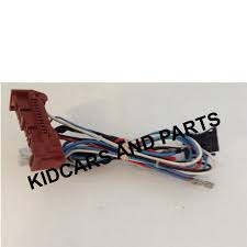 peg perego john deere old style gator wiring harness fits 12 pin image 1