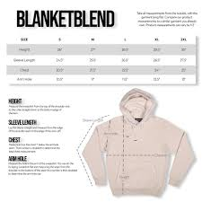 Unisex Hoodie Size Chart Size Chart For Hoodies Feat